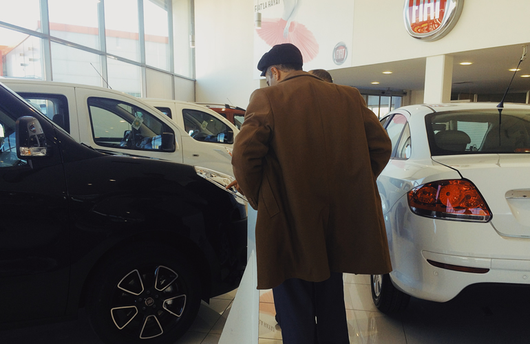 Customer Journey of a FIAT Owner